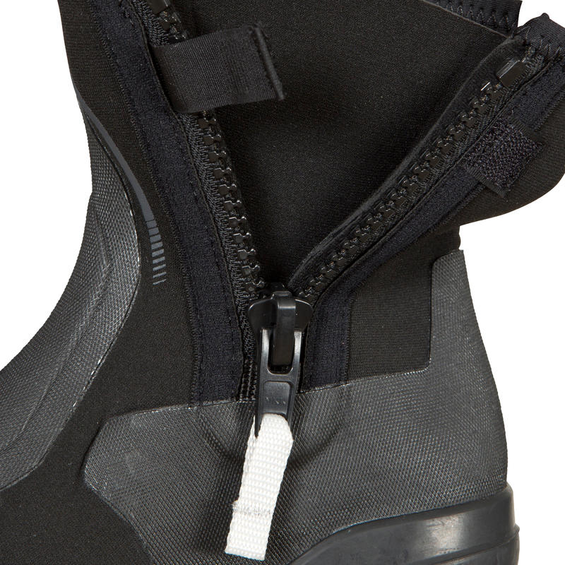 DG500 Adult/Kid's Dinghy/Catamaran Neoprene Boots - Black
