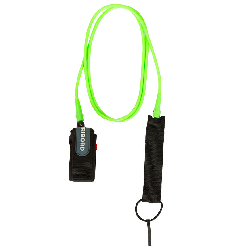 6' (183 Cm) Surf Leash - Green