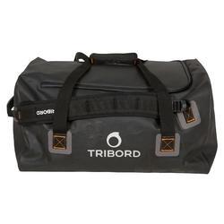 Wasserfeste Reisetasche 80L schwarz