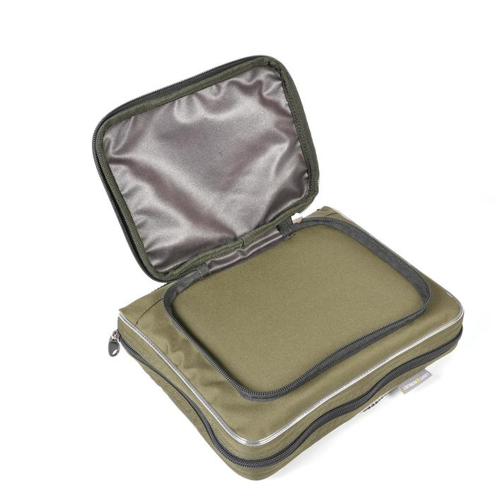 Boîte de rangement bas de ligne pêche de la carpe MOON CONCEPT - 555338