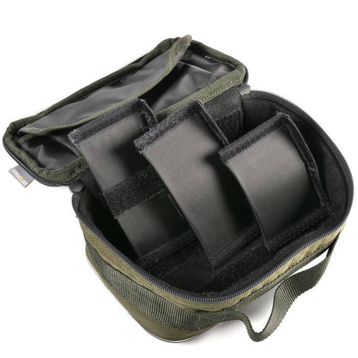 Boîte de rangement pêche de la carpe TROUSSE À PLOMBS - 555376