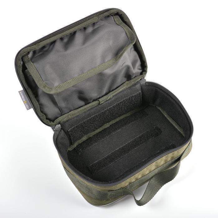 Boîte de rangement pêche de la carpe TROUSSE À PLOMBS - 555377