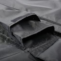Angel-Futteral Protect Mixt Rodbag, grau