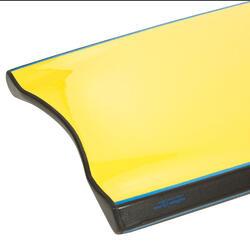 "Bodyboard 900 45"" met kern in polypropyleen en stringer + leash - 555502"