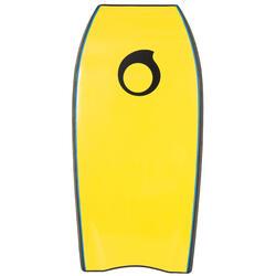 "Bodyboard 900 45"" met kern in polypropyleen en stringer + leash - 555503"