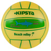 Mini ballon de beach-volley BV100 jaune et