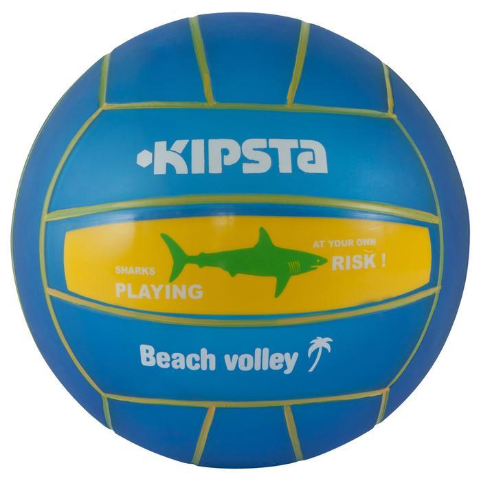 Ballon de beach-volley BV100 jaune et - 556029