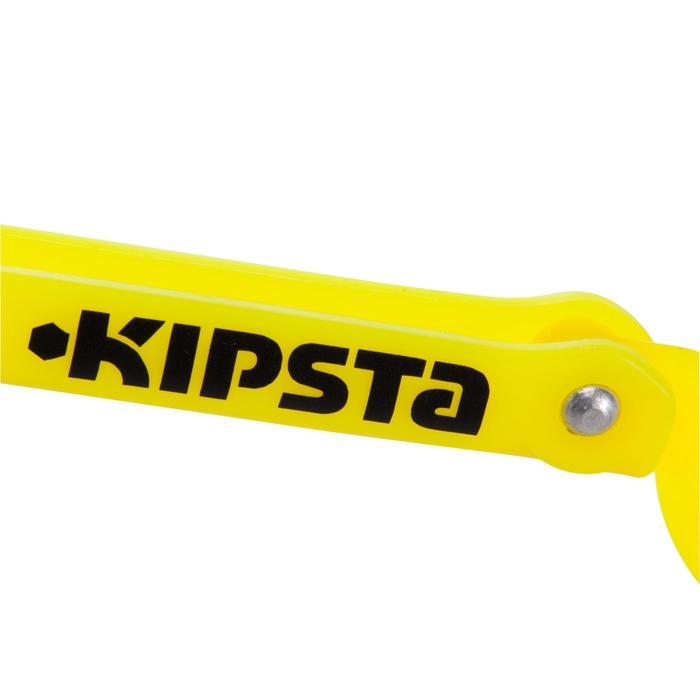 Cintre pliable jaune - 556320