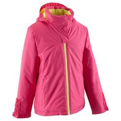 Chaqueta esquí niña FIRSTHEAT rosa