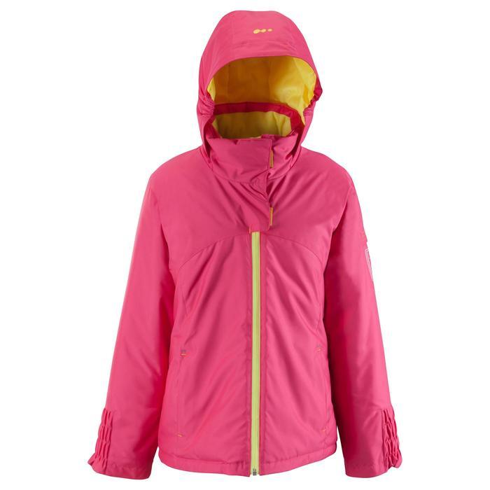 Veste ski enfant fille FIRSTHEAT - 556349