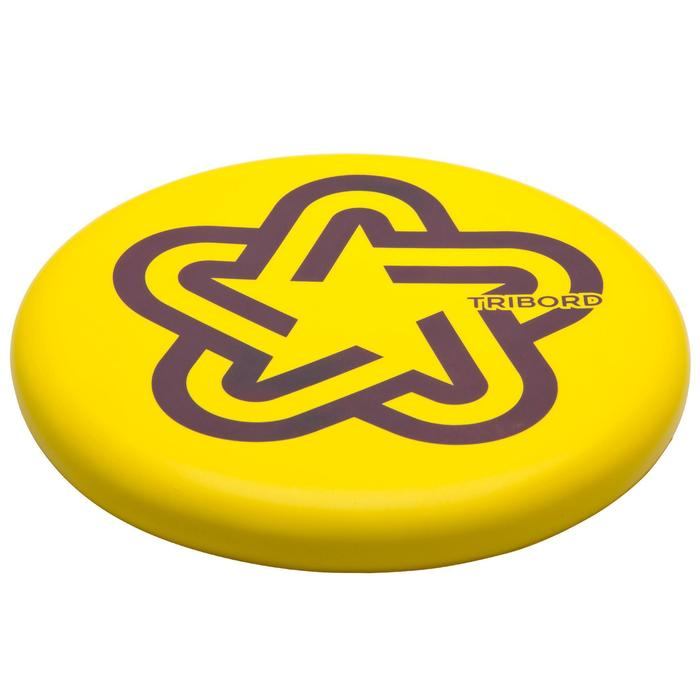 D Soft Frisbee - Orange - 556385
