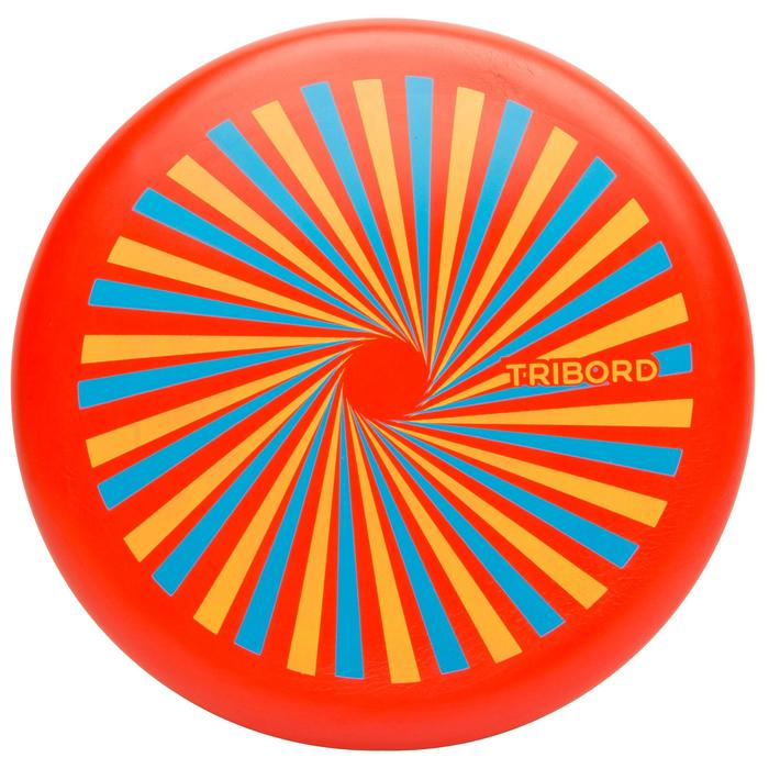 Disque volant DSoft rouge smile - 556393