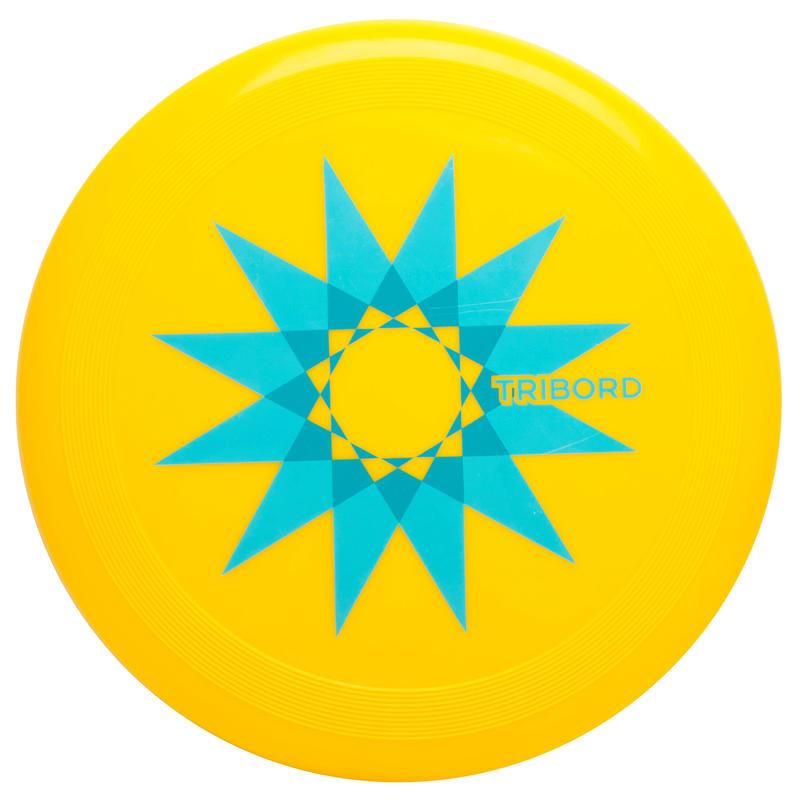 Frisbee  D90 Star Jaune