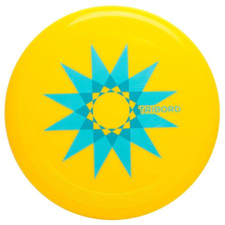 """Lidojošais šķīvītis """"D90"""", dzeltenā zvaigzne"""