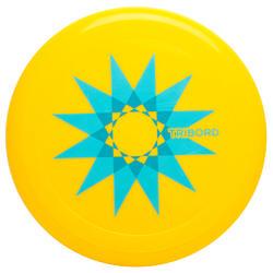 Wurfscheibe D90 Star gelb