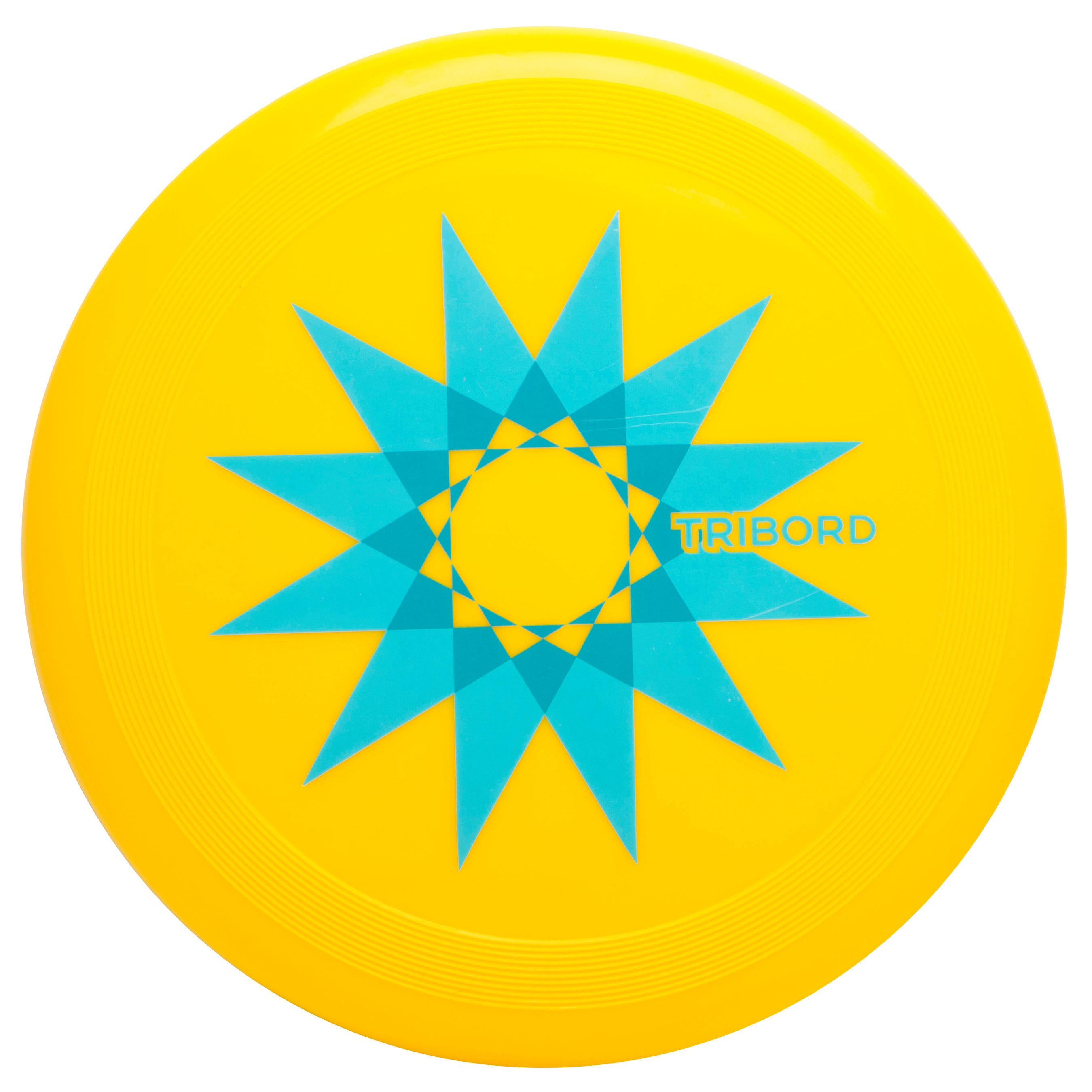 Disc zburător D90 Star Galben
