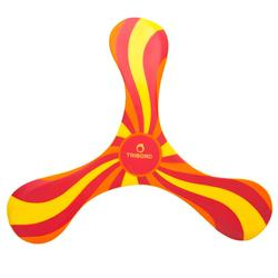 Right-hand soft boomerang red