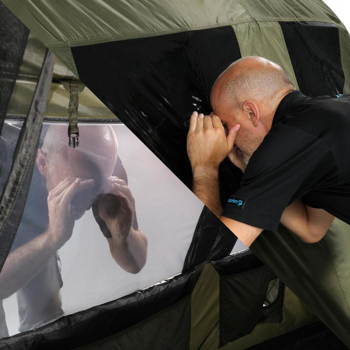 Surtoile pour tente de pêche à la carpe TANKER PANORAMAX