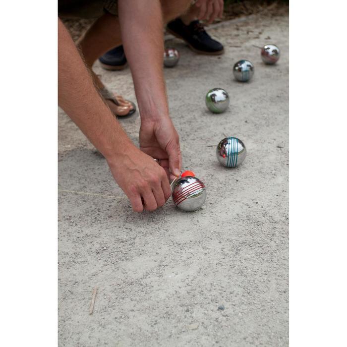 Boulekugeln Discovery 100 Set Freizeit 8 Kugeln farbig
