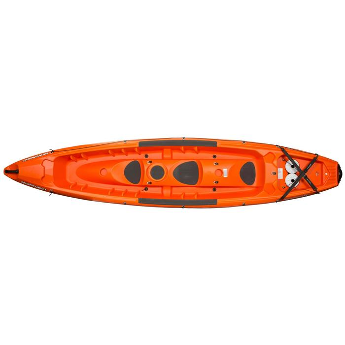 Kayak Borneo Bic Orange 2,5 / 1 Places - 557942
