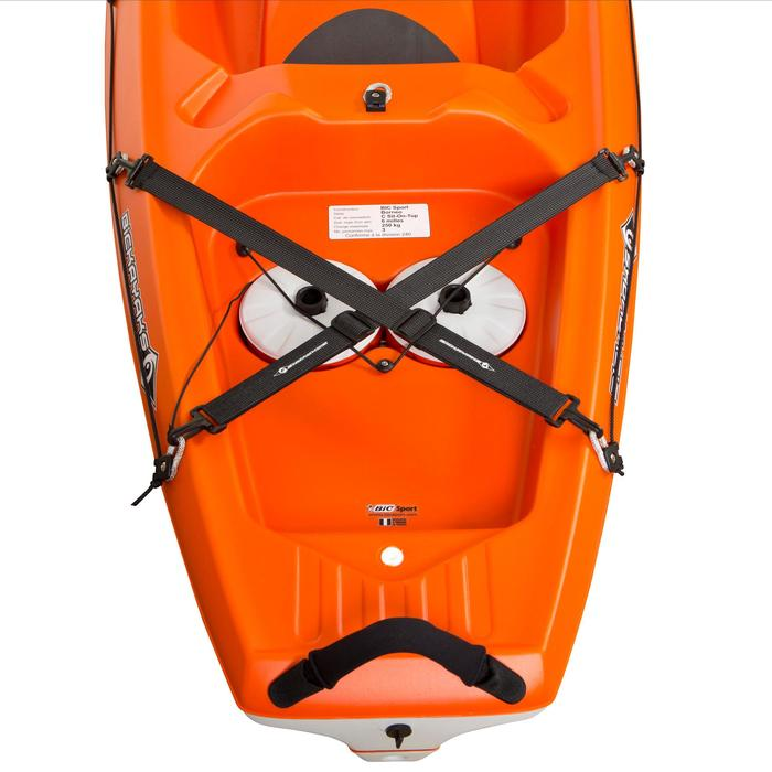 Kayak Borneo Bic Orange 2,5 / 1 Places - 557950