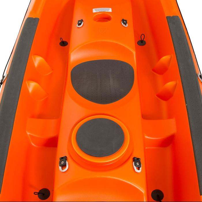 Kayak Borneo Bic Orange 2,5 / 1 Places