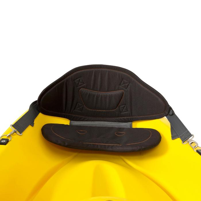 Siège confort canoë Kayak fixation 4 points pour sit on top - 558050