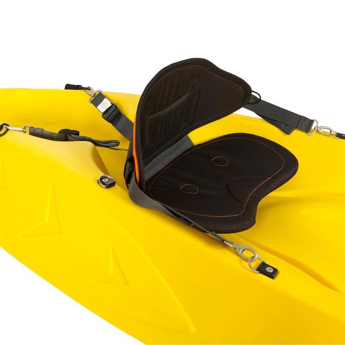 Siège confort canoë Kayak fixation 4 points pour sit on top - 558051