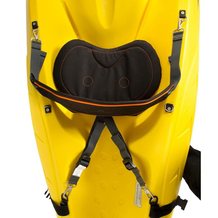 Siège confort canoë Kayak fixation 4 points pour sit on top - 558052