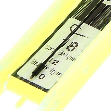 Волосінь Riverlake з оснащенням для статичної ловлі, x3, Г18