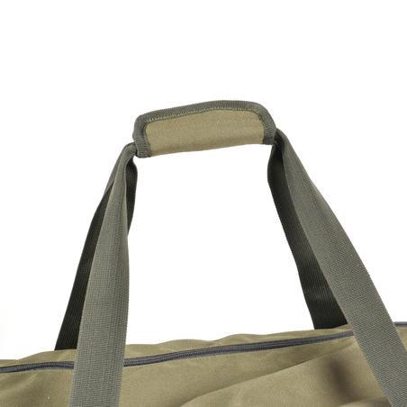 Soma karpu makšķerēšanas guļamkrēslam