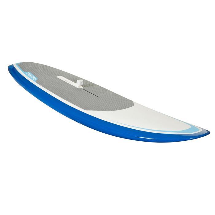 Planche a voile rigide 170L avec dérive et footstraps