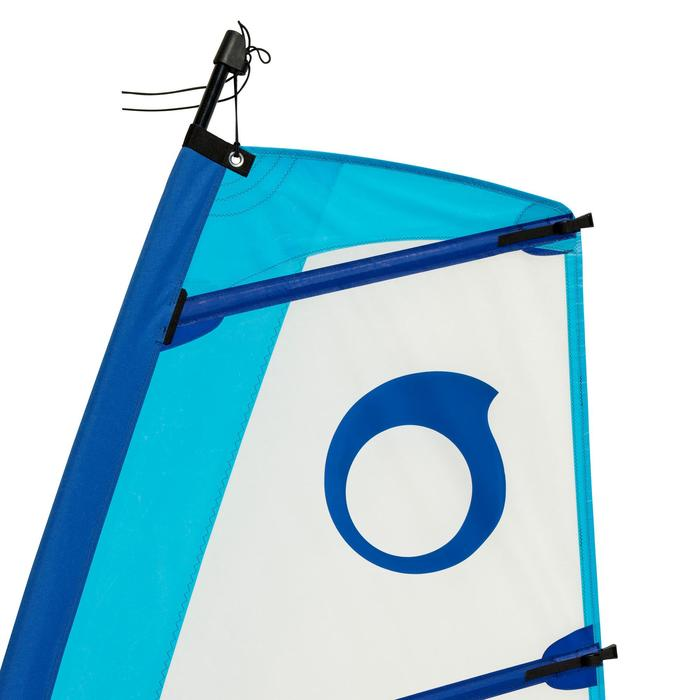 Windsurf tuigage / windsurf zeil 5,5 m² voor volwassenen - Tribord