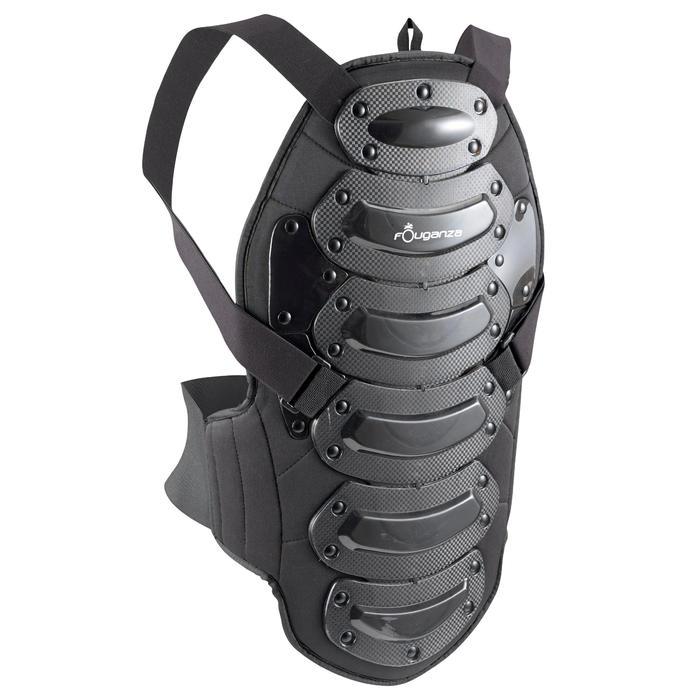 Protection dorsale équitation enfant et adulte SAFETY noir - 559179