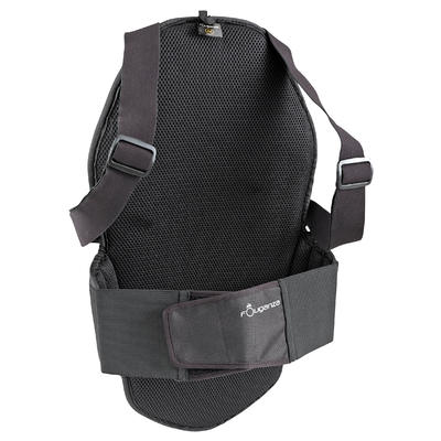 Protector dorsal equitación SAFETY adulto y niño negro