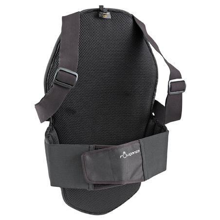 Safety Adult and Children's Horse Riding Back Protector - Black
