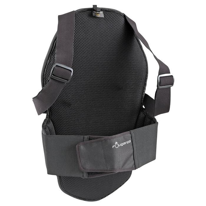 Rückenprotektor Safety Kinder/Erwachsene schwarz