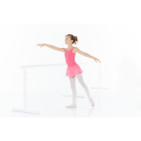 justaucorps de danse classique d lia avec jupette int gr e. Black Bedroom Furniture Sets. Home Design Ideas