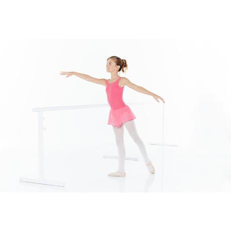 cfca3e3d1f Maillot de Dança Clássica com Saia Integrada DÉLIA Menina Rosa. BIENTÔT  ÉPUISÉ. Previous. Next