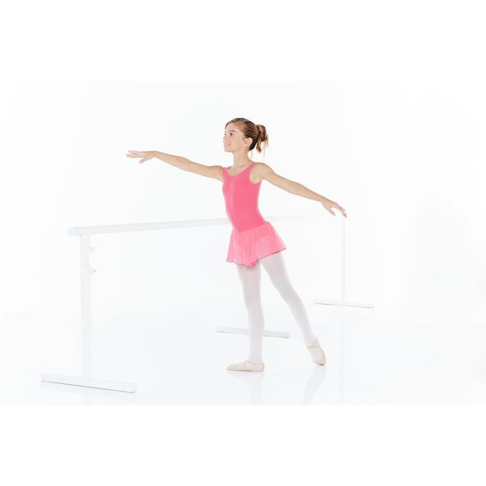 Justaucorps de danse classique DÉLIA avec jupette intégrée fille - 560300