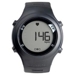 ONRHYTHM 110 runner's heart rate monitor watch black