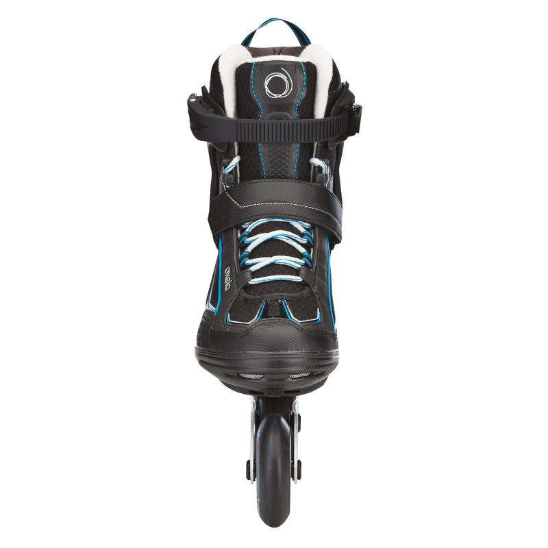 FIT 5 Inline Fitness Skates - Black/Blue