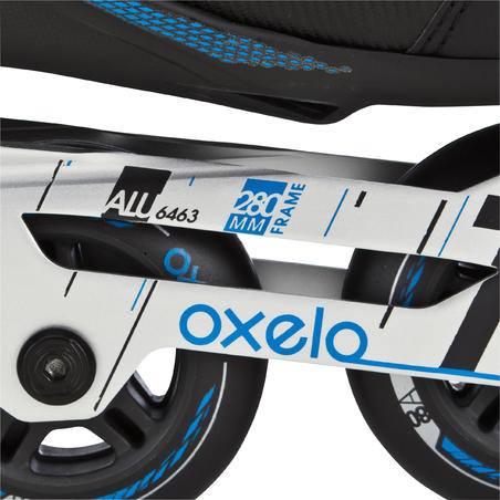 FIT 5 Inline Fitness Skates - Black/Blue