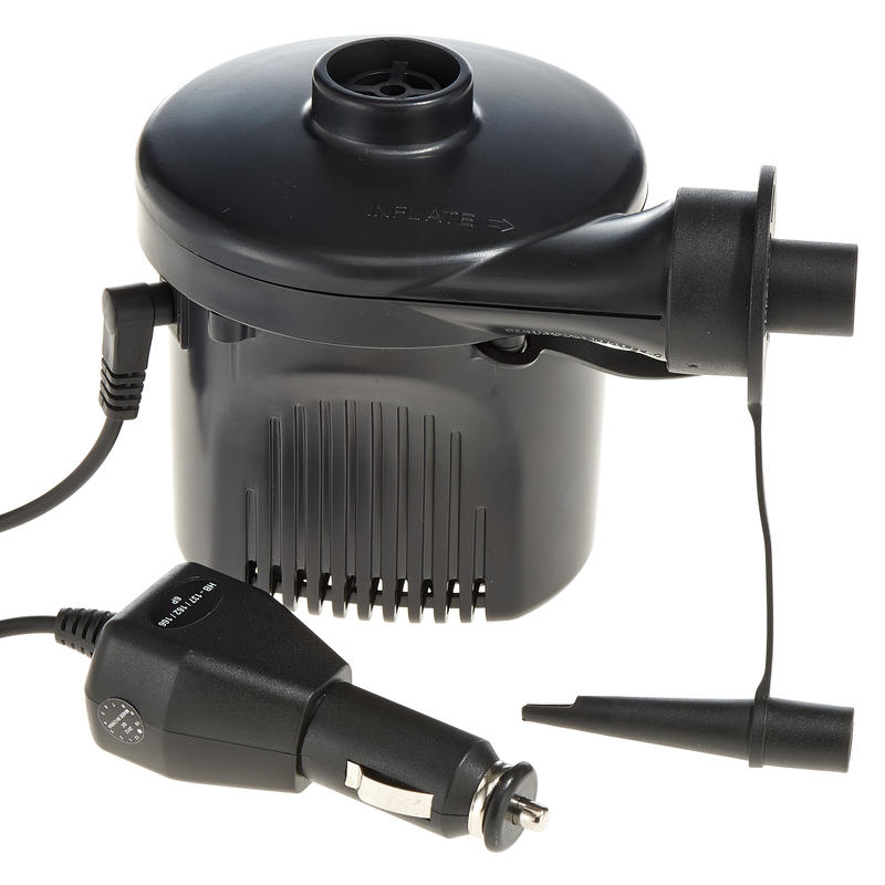 RECHARGEABLE ELECTRIC PUMP FOR CAMPING