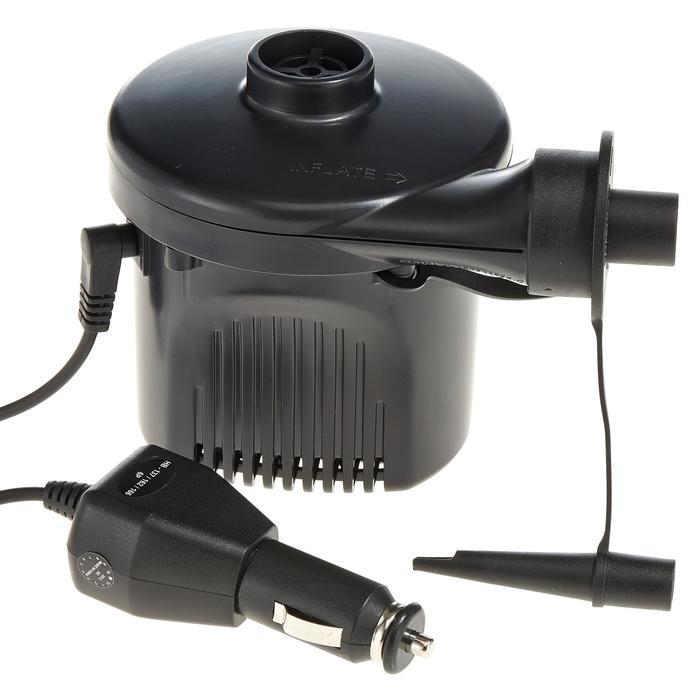 Oplaadbare elektrische pomp voor de camping