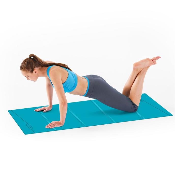 Tapis de gym pliable 520 - 566102