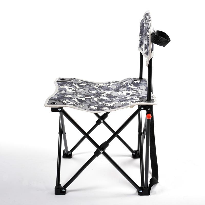 เก้าอี้ตกปลาพับได้รุ่น Essenseat Compact Kid