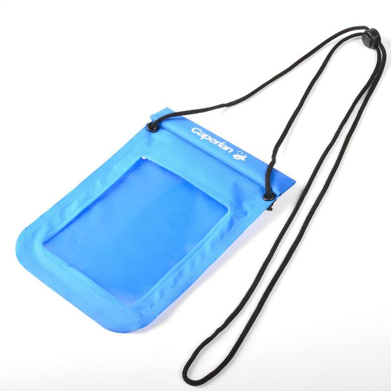 Ūdensnecaurlaidīgs maisiņš makšķerēšanai