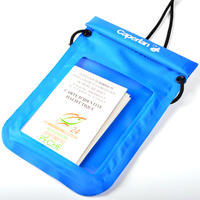 Fishing watertight pouch