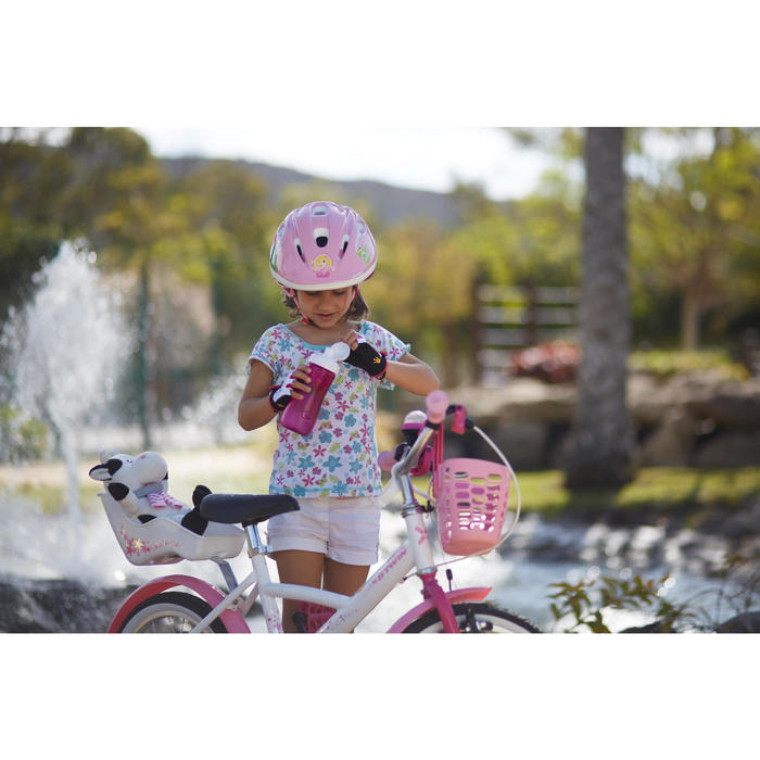 Girls' Bike Bottle - Pink